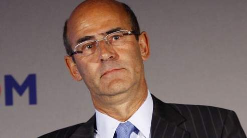 PATRICK KRON, PDG D'ALSTOM